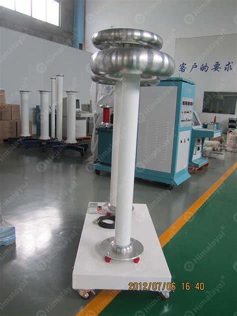 coupling capacitors and capacitor dividers coupling capacitor capacitance voltage divider 75kv 100kv and 200kv ac test transformer