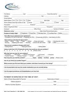 free patient intake form template photo store new murrieta