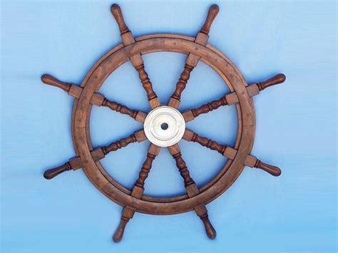 Samwood Standard Wheels 2 wooden ship wheel 36 quot
