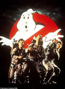 original ghostbusters poster all female cast for ghostbusters reboot daily mail online