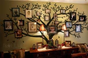 family tree murals for walls tree wall decals wall stickers family from nouwall on etsy