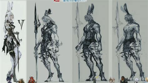 Mycybertwin Chats For You The Human Race Becomes Unneccessary by Image Ffxiv Viera Concept Jpg Wiki
