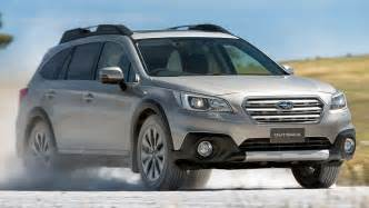 Review Subaru Outback 2015 Subaru Liberty And Outback Review Carsguide