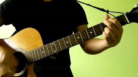payphone fingerstyle tutorial no capo chasing cars snow patrol easy guitar tutorial no capo