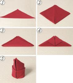 Easy Ways To Fold Paper Napkins - really easy flower napkin fold napkin folding