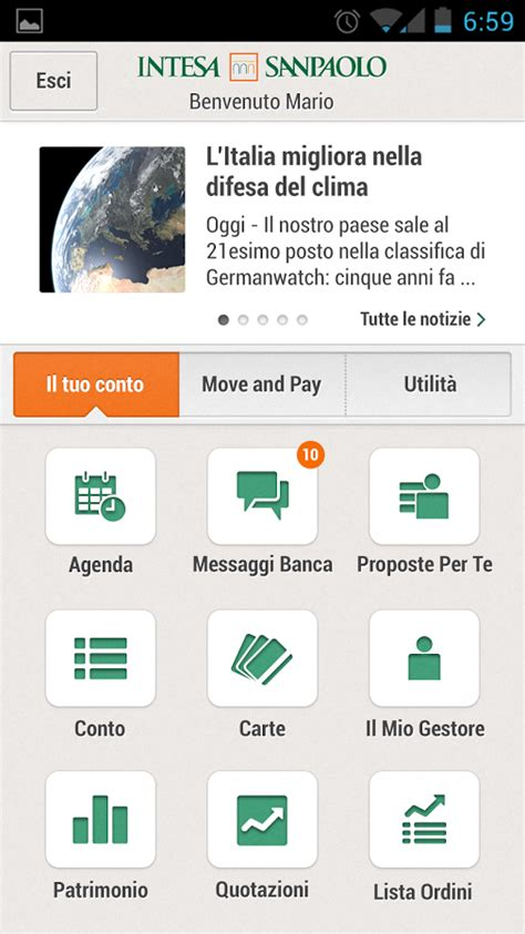 banca intesa o key intesa sanpaolo business android apps on play