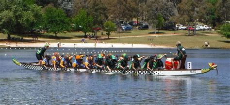 dragon boat racing orange nsw join the bathurst pan dragons for some oarsome fun
