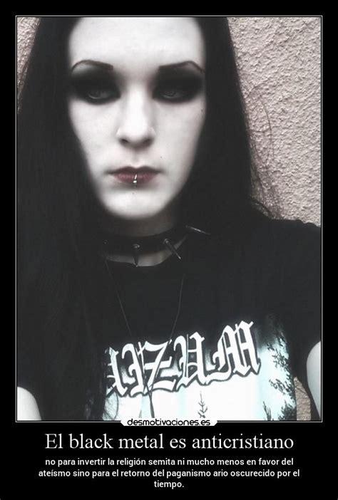 imagenes mas satanicas del black metal usuario maria jose2 desmotivaciones