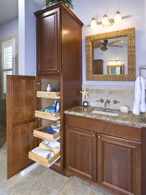Bathroom Vanity Storage Ideas by 18 Savvy Bathroom Vanity Storage Ideas Home Is Here