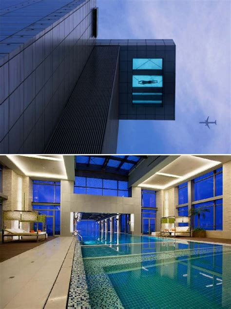 worlds  amazing hotel swimming pools idesignarch
