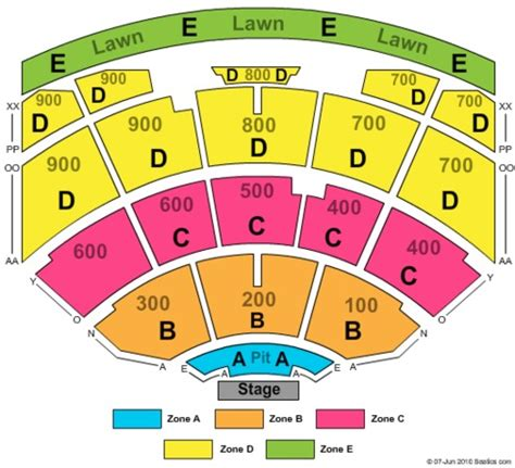 russell dickerson riverbend riverbend music center tickets in cincinnati ohio seating