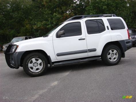 2005 avalanche white nissan xterra s 54230334 gtcarlot car color galleries
