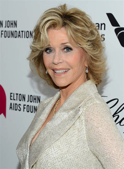john fondas jane fonda at elton john party the golden ticket to