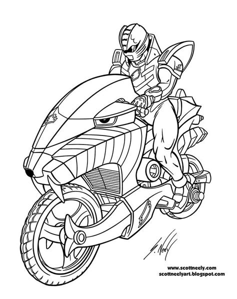 sketchbook color s coloring pages of power rangers jungle fury coloring home
