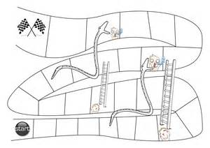 printable snakes and ladders template teaching stuff gaijin chameleon