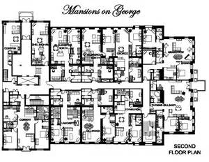 winchester mansion floor plan mansions on george condominiums at the corner of george