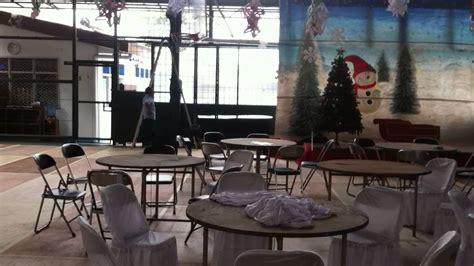 Meja Lipat Di Bandung pemasangan meja dan kursi lipat di bandung international school