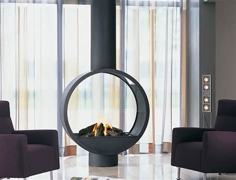 modern sided fireplace feel the warmth of style from 20 modern fireplace designs home design lover