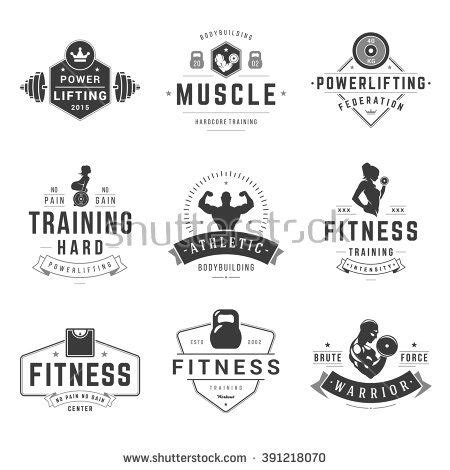imagenes logos fitness 25 best ideas about fitness logo on pinterest logo