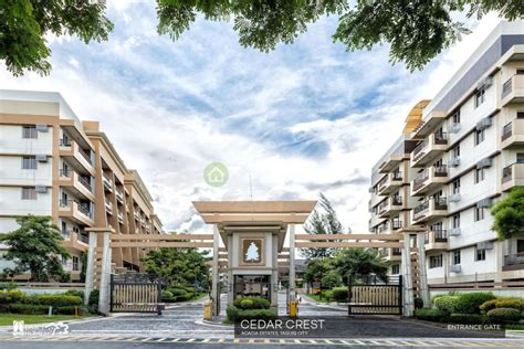 condo sale at cedar crest in taguig city by dmci homes listing of the week 2 bedroom condo for rent near
