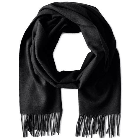 Scarf Black mens black scarf by phenix mania