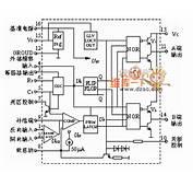 Sg3525 Pin And Internal Block Diagram Circuit