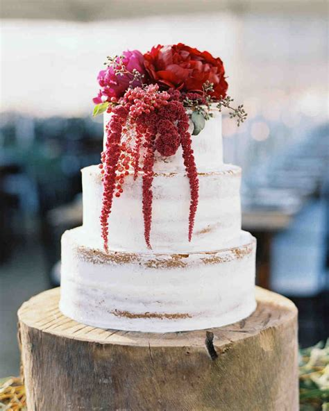 Fall Wedding Cakes by 53 Fall Wedding Cakes We Re Obsessed With Martha Stewart