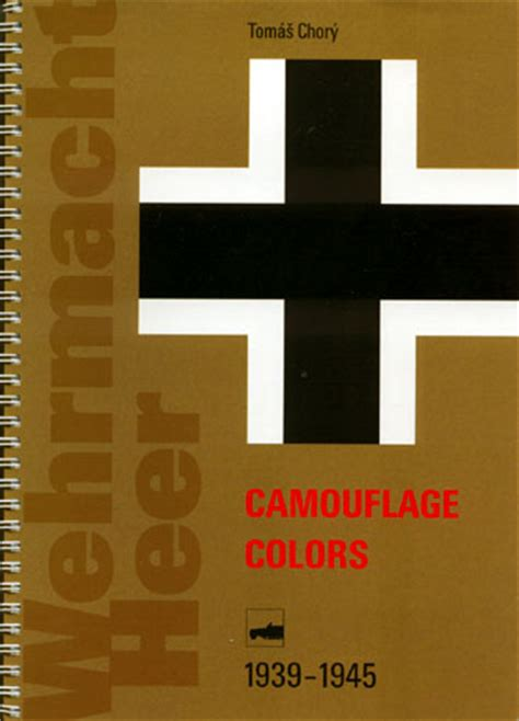 New By Galery Chory wehrmacht colors book review by brett green
