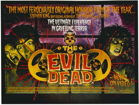 english movie evil dead urdu language the 20 greatest classic horror movie posters addicted to
