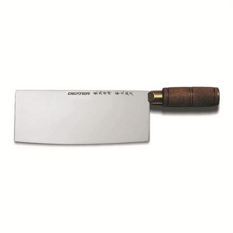 dexter russell 63689 8pcp 8 quot chef s knife w rosewood s5198 traditional 08040 chinese chef s cook s knife