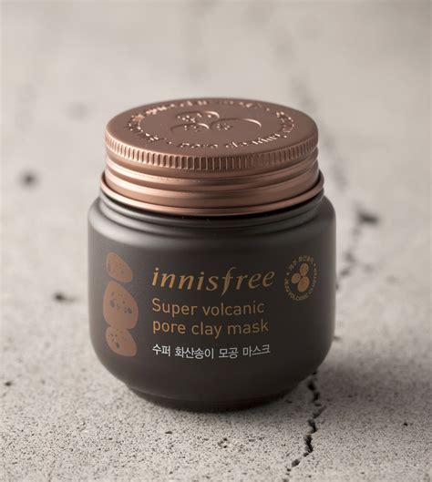 Harga Innisfree Jeju Volcanic Pore Clay Mask jual kosmetik korea grosir original seri penghilang