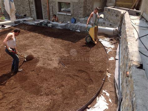 giardino pensile definizione giardino pensile in val trompia i nostri lavori grechi