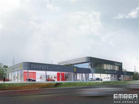 Ferrari W Katowicach by Salon Ferrari I Maserati W Katowicach Zostanie Rozbudowany