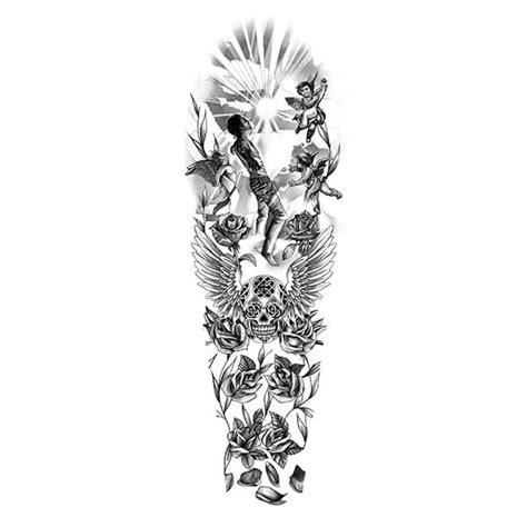 angel skull tattoo designs designs artwork gallery custom design