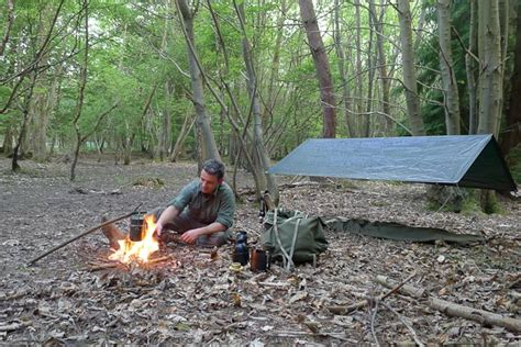 bush craft bushcraft on a budget all the kit you need for less than 163 100