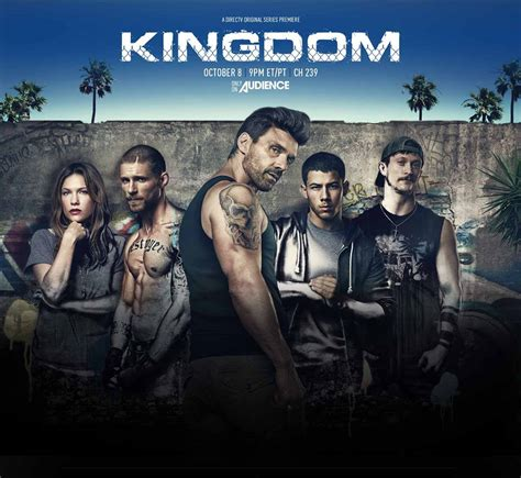 The Tv Show by Kingdom 2014 Tv Series Images Kingdom Tv Series Hd Wallpaper And Background Photos 37691058