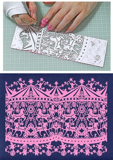 japanese paper cutting templates japanese paper cutting patterns www pixshark
