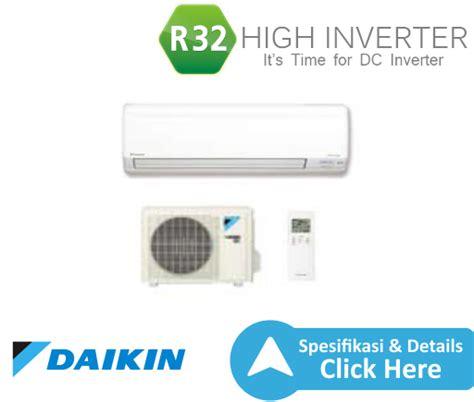 Ac Daikin High Inverter Ac Split Inverter R32 High Inverter 2 Pk Dealer Resmi Ac Daikin