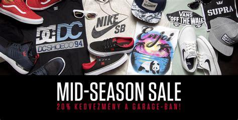 garage store garage store mid season sale
