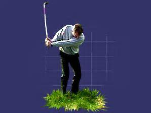 three quarter golf swing bbc sport golf skills recover from the rough