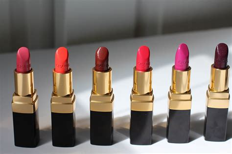 Lipstik Chanel by Chanel Coco Lipstick Review Lip Swatches 2015