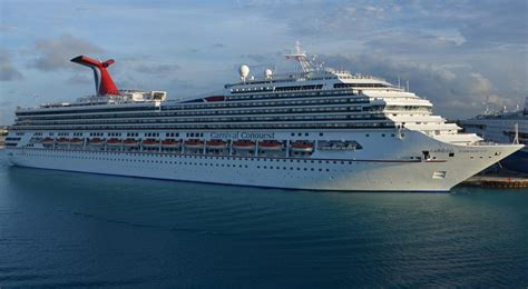 carnival conquest itinerary schedule current position