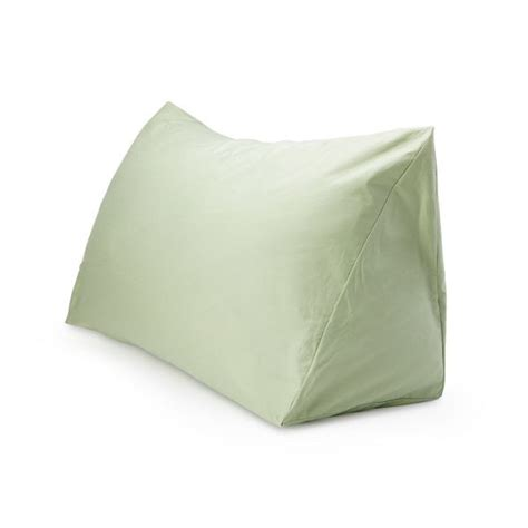 downlite reading wedge bed pillow cover reading wedge bed pillow reading wedge pillow blanket