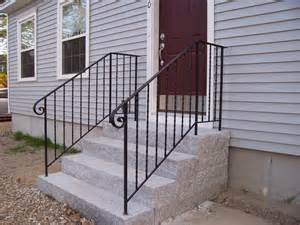 Iron Handrails For Steps stairs outstanding outside handrails wrought iron