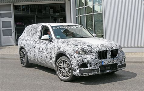 bmw x5m 2019 spied 2019 bmw x5 m coming fast with 600 horses