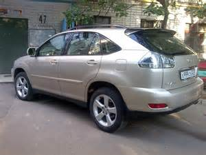 Lexus Suv 2005 Used 2005 Lexus Rx300 Photos 3000cc Gasoline Automatic