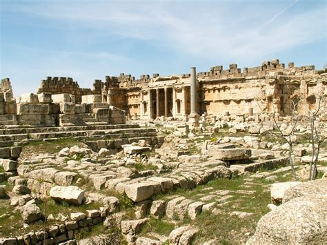 top tourist attractions in lebanon attractions in lebanon travel blog