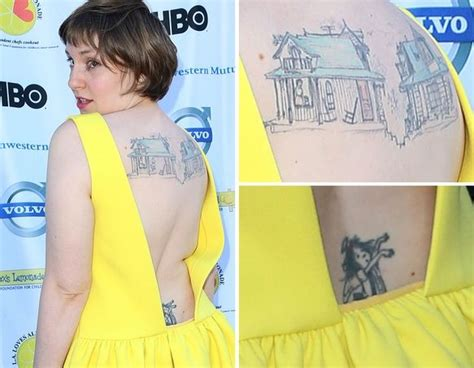 lena dunham tattoo 25 best ideas about lena dunham tattoos on