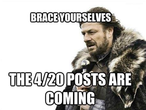 Funny 420 Memes - 4 20 marijuana funny quotes quotesgram