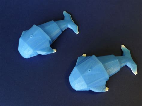 Whale Printing 3d Printed Whale By Pikitote Pinshape